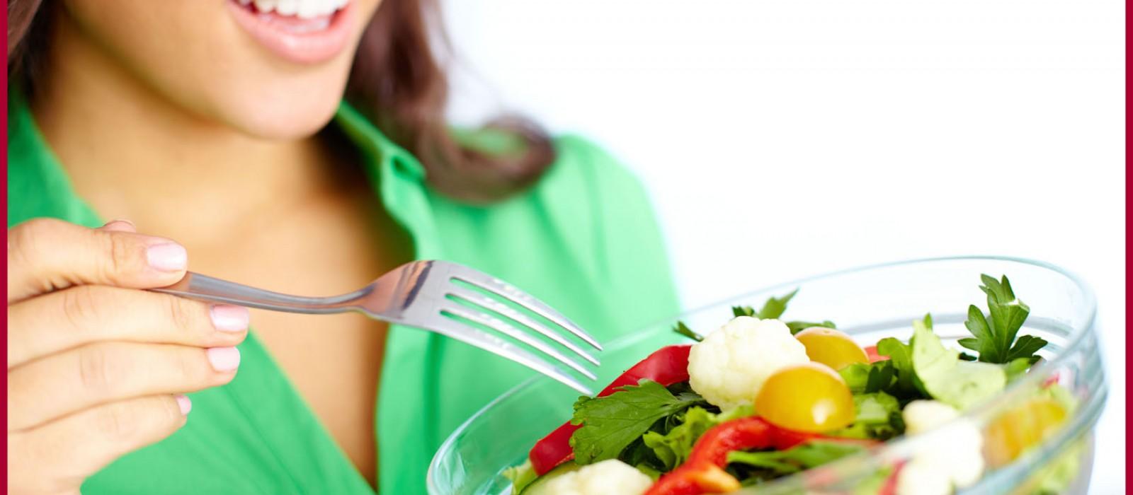 5 passos para uma alimentação saudável