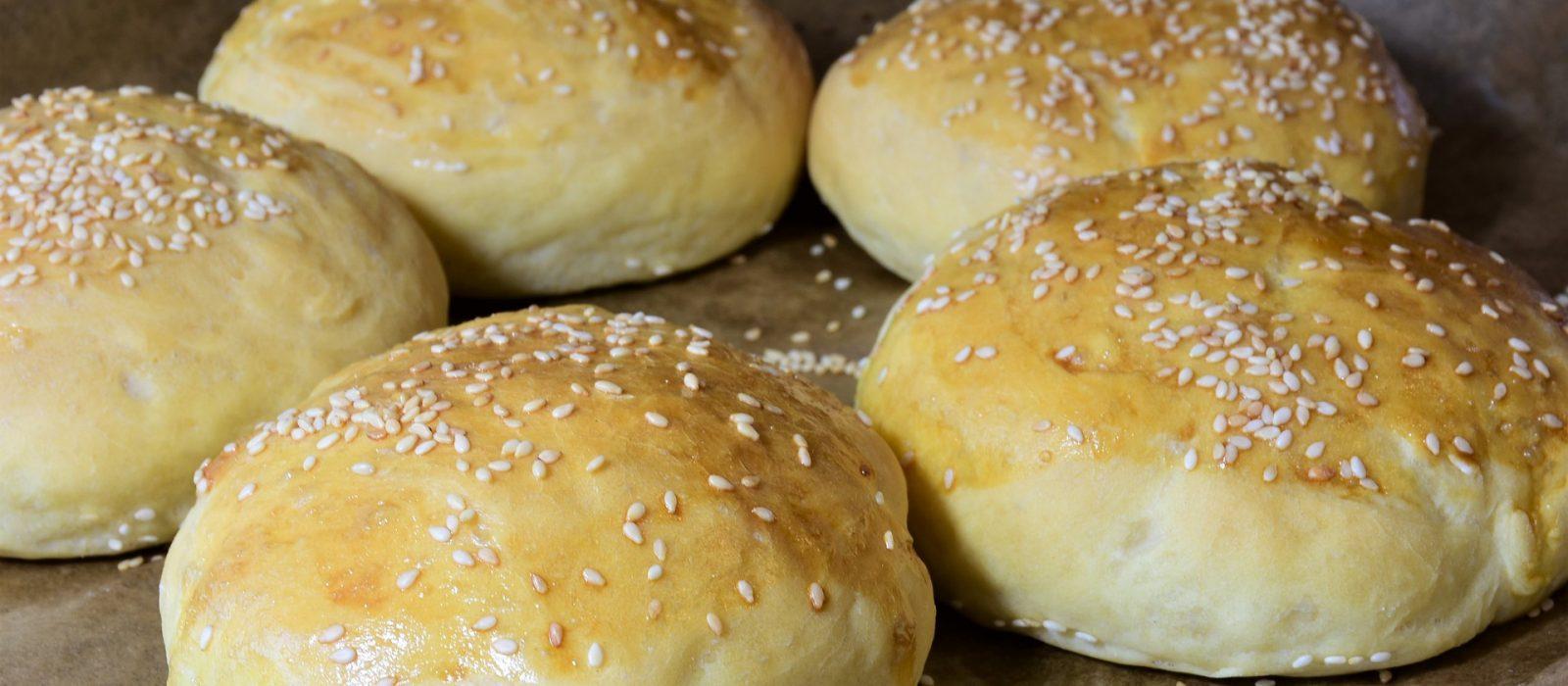 Pão de Coco Low Carb