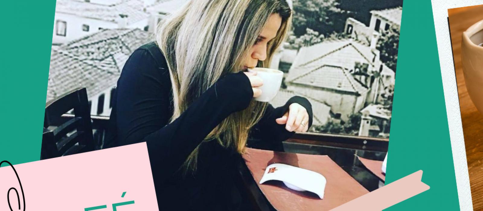 Café puro!